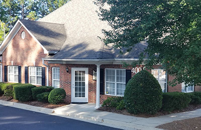 Chiropractic Acworth GA Office Building